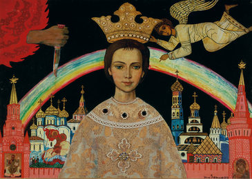 The Legend of Tsarevich Dmitry